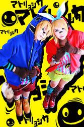 Vocaloid cosplay : Matryoshka