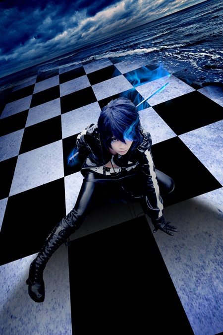 Black Rock Shooter by yuegene