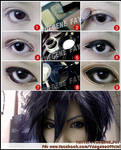 Basic Cosplay Make Up