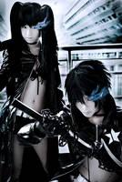 Black Rock Shooter 2 by yuegene