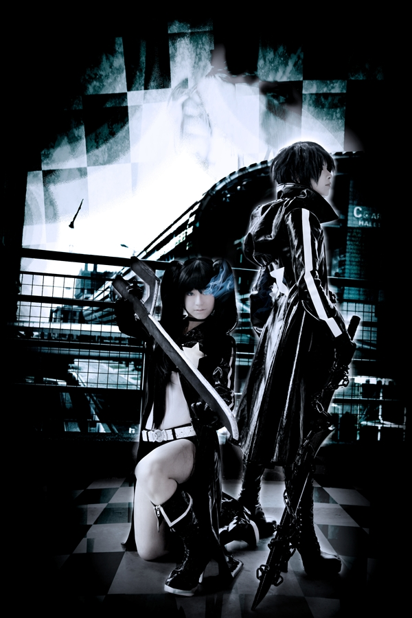 Black Rock Shooter 4 by yuegene