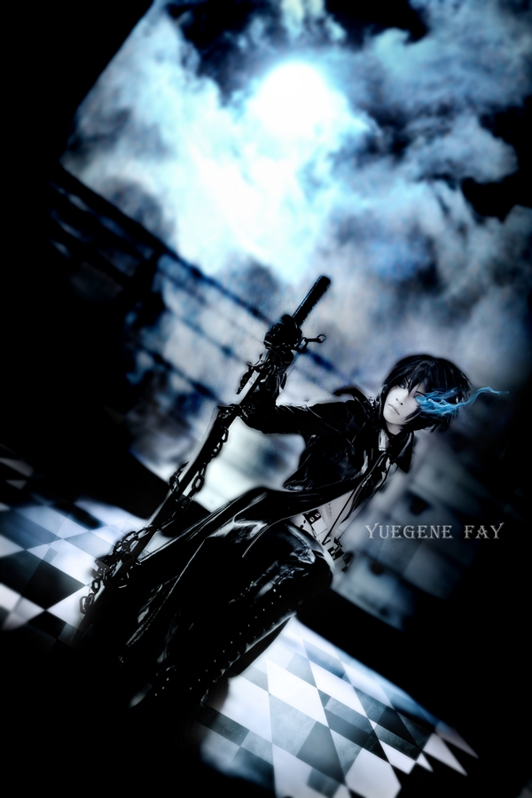 Black Rock Shooter 5 by yuegene