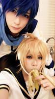 Vocaloid Family4 [Banana2] by yuegene