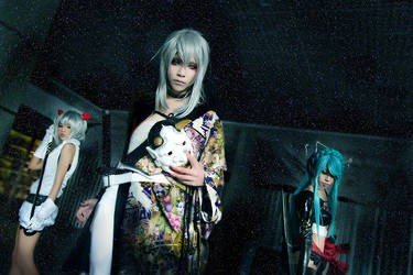 Vocaloid - Knife by yuegene
