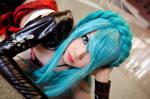 Vocaloid Hatsune Miku - Knife