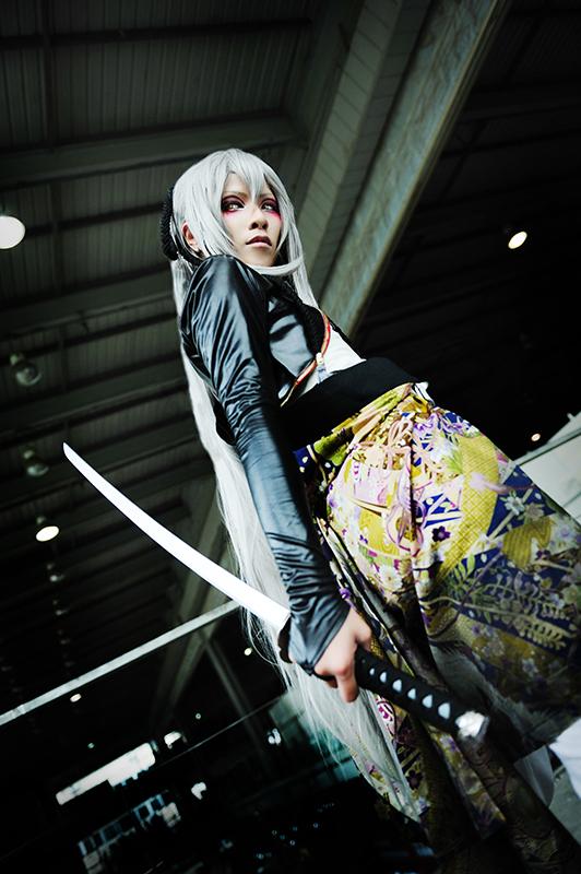 Vocaloid Len - Knife by yuegene