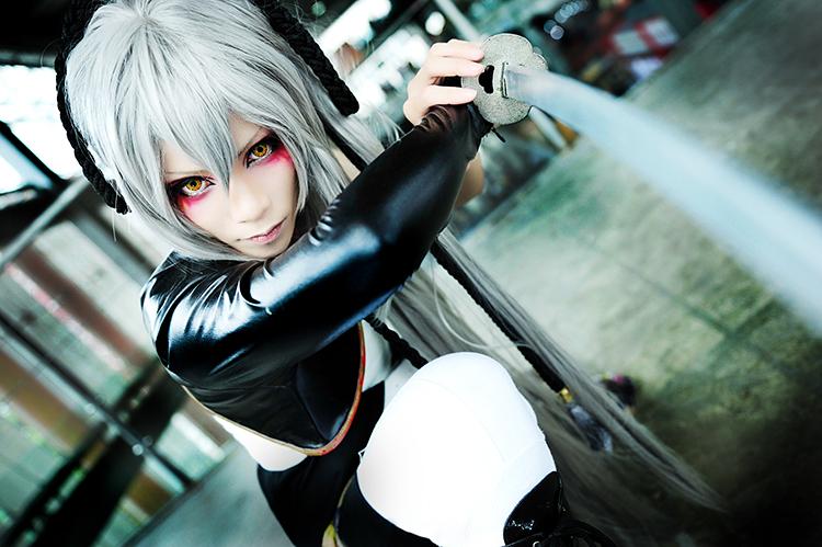 Vocaloid Len - Knife 6 by yuegene