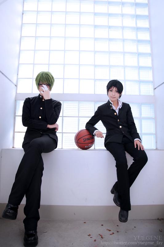 Highschool Basketball by yuegene