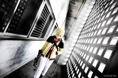 Blast of Tempest Cosplay by yuegene