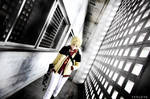 Blast of Tempest Cosplay