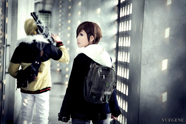 Blast of Tempest Cosplay2 by yuegene