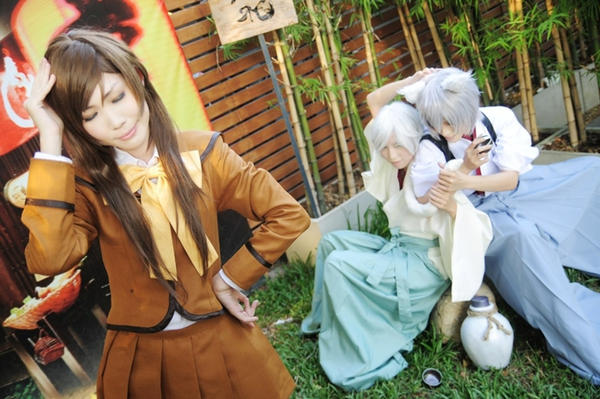 Kamisama Kiss (cosplay) by yuegene