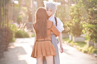 Kamisama Kiss (cosplay) by yuegene