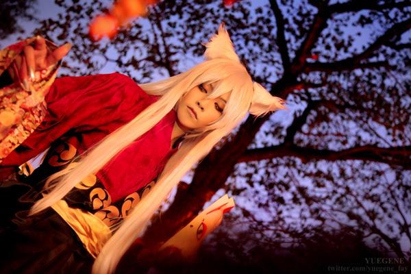 Devil fox by yuegene