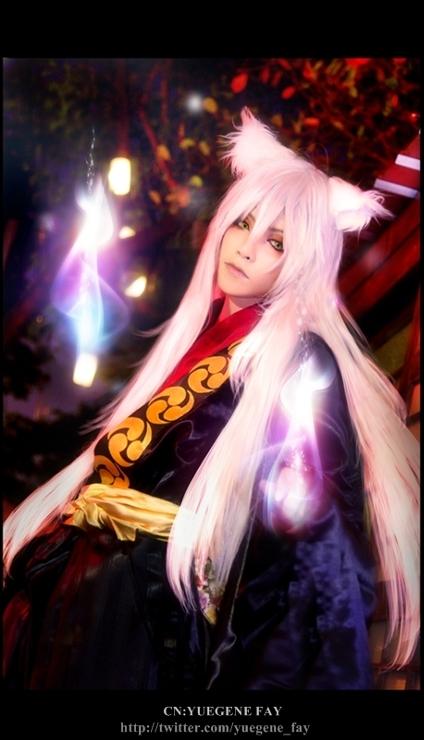 Devil fox2 by yuegene