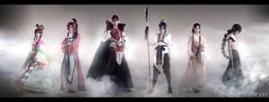 Magi The Labyrinth of Magic cosplay