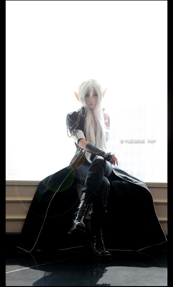 BJD cosplay :DUCAN by yuegene