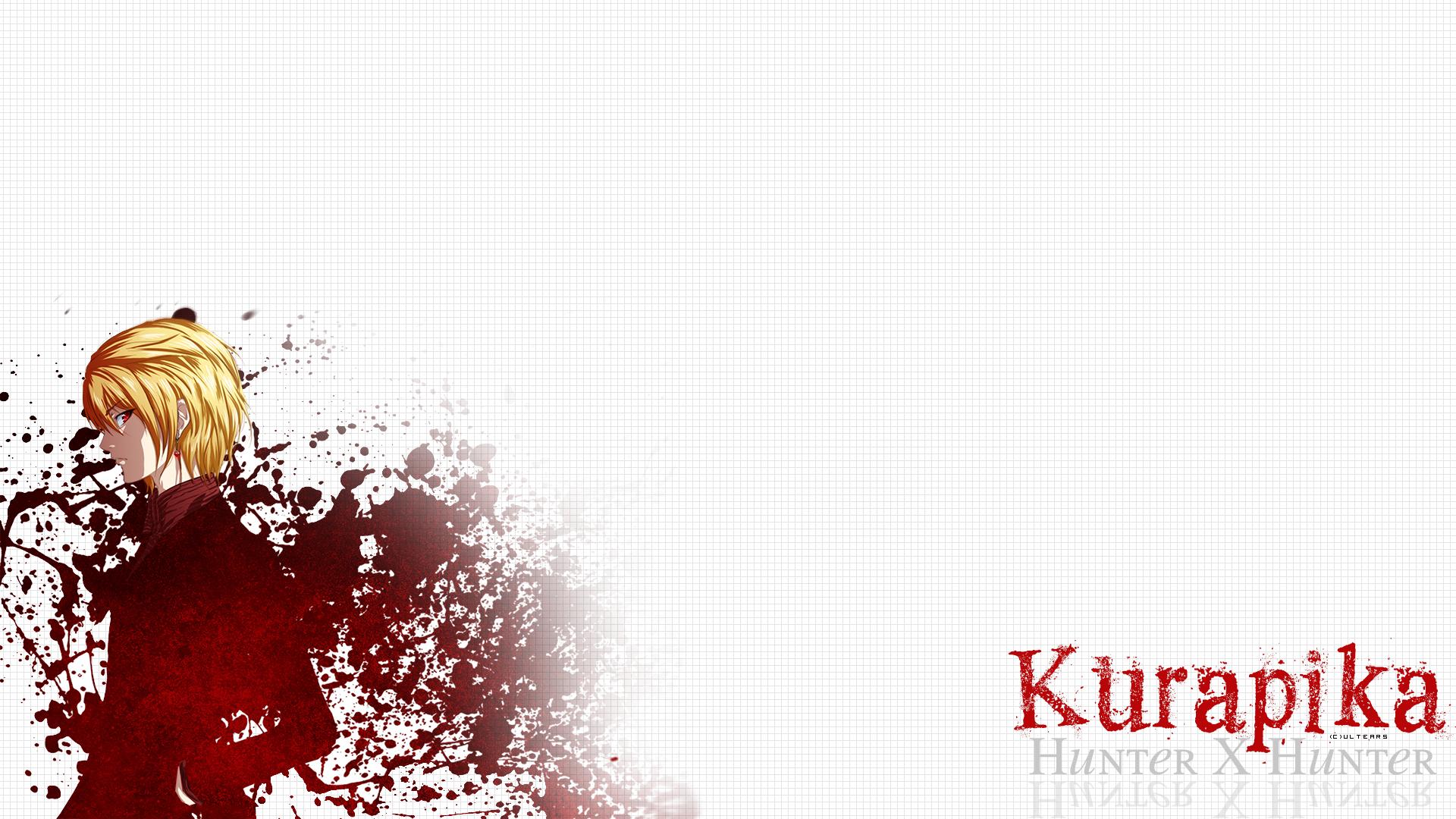 kurapika hunter x hunter wallpaper by ultears customization wallpaper    Kurapika Wallpaper Backgrounds