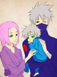 Family Hatake