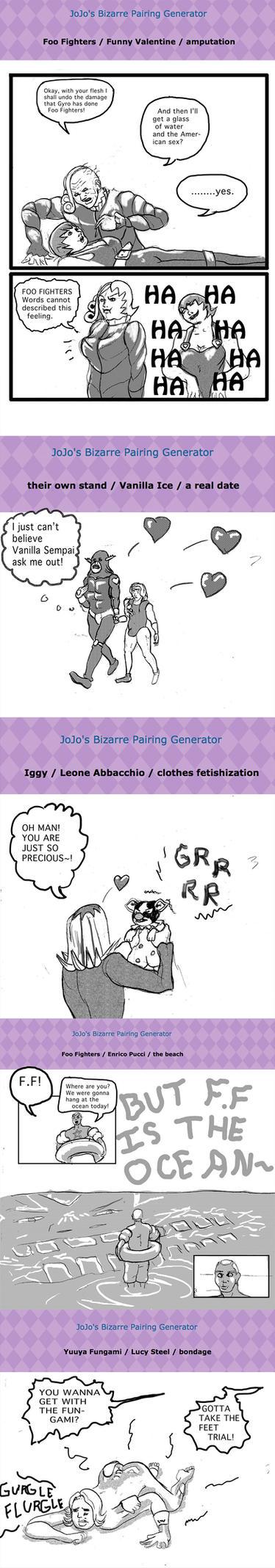 Jojo Pairing Meme 3 by Areku23