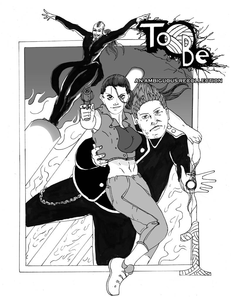 TB Volume 1 Cover by Mister-23