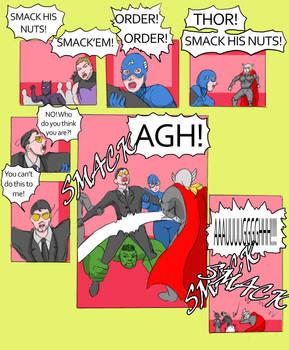 Avengers- Trial of Tony Stark