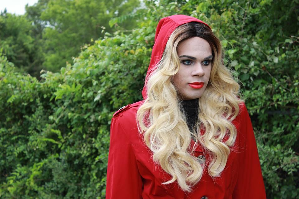 Alison DiLaurentis (Red Coat) Cosplay by drewcarterhart on DeviantArt