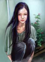 Yu Aoi by tanhuitian