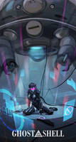 Ghost In The Shell - Motoko