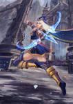Ashe league of legends (LoL)