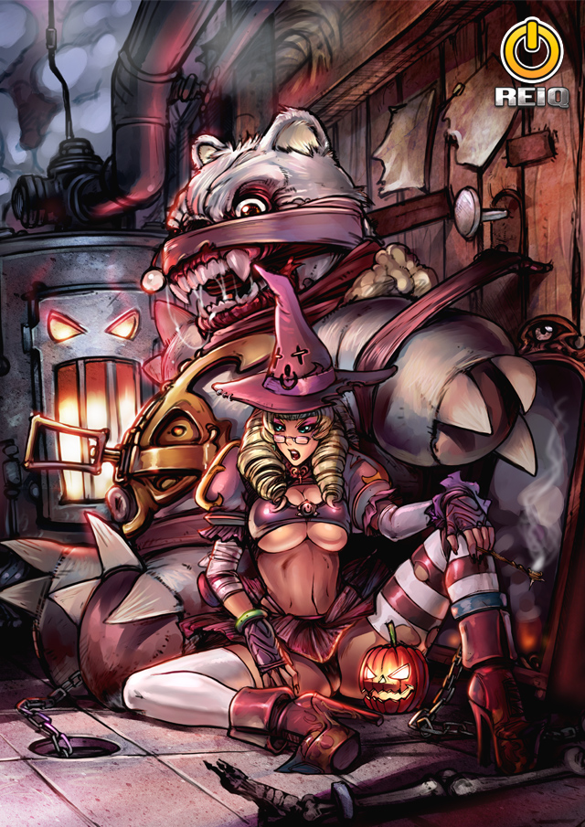 halloween by reiq on deviantart
