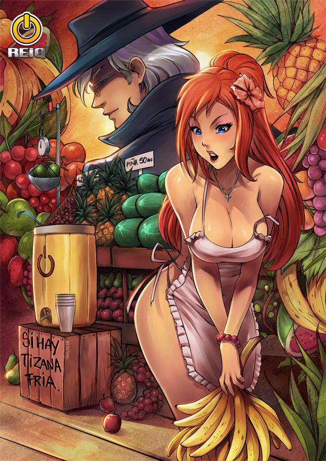 Tizana Fruits UB by reiq