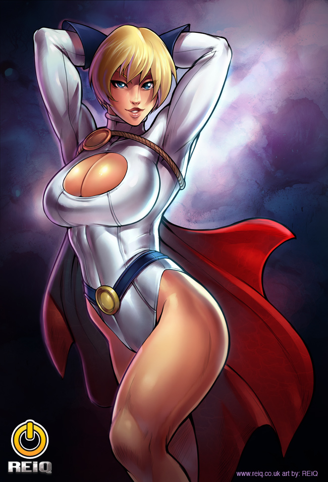 POWER GIRL by reiq