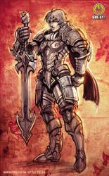 Magic Knight Design by reiq