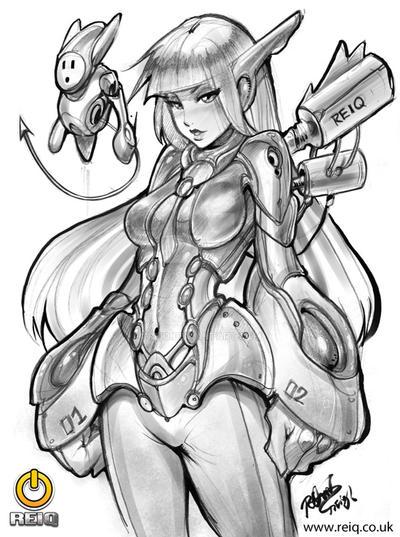 Silvanna Original by reiq