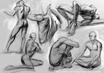 Life Drawing at CAD