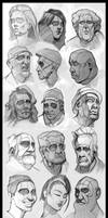 Head Drawing type analisys
