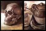 Oil Painting HW