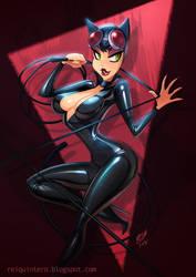 Catwoman by reiq