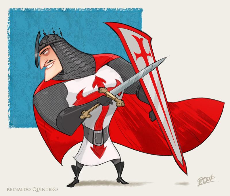 Crusader 1 by reiq