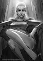 Supergirl by reiq