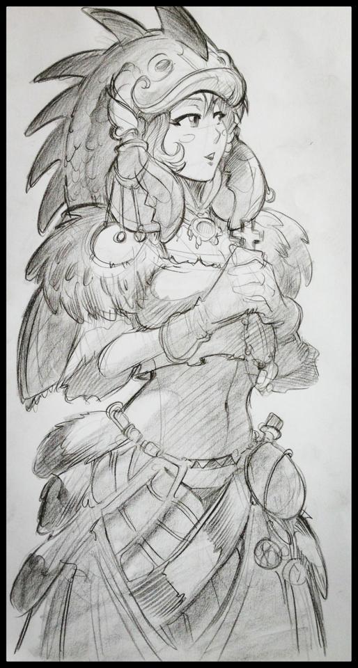 sketch by reiq