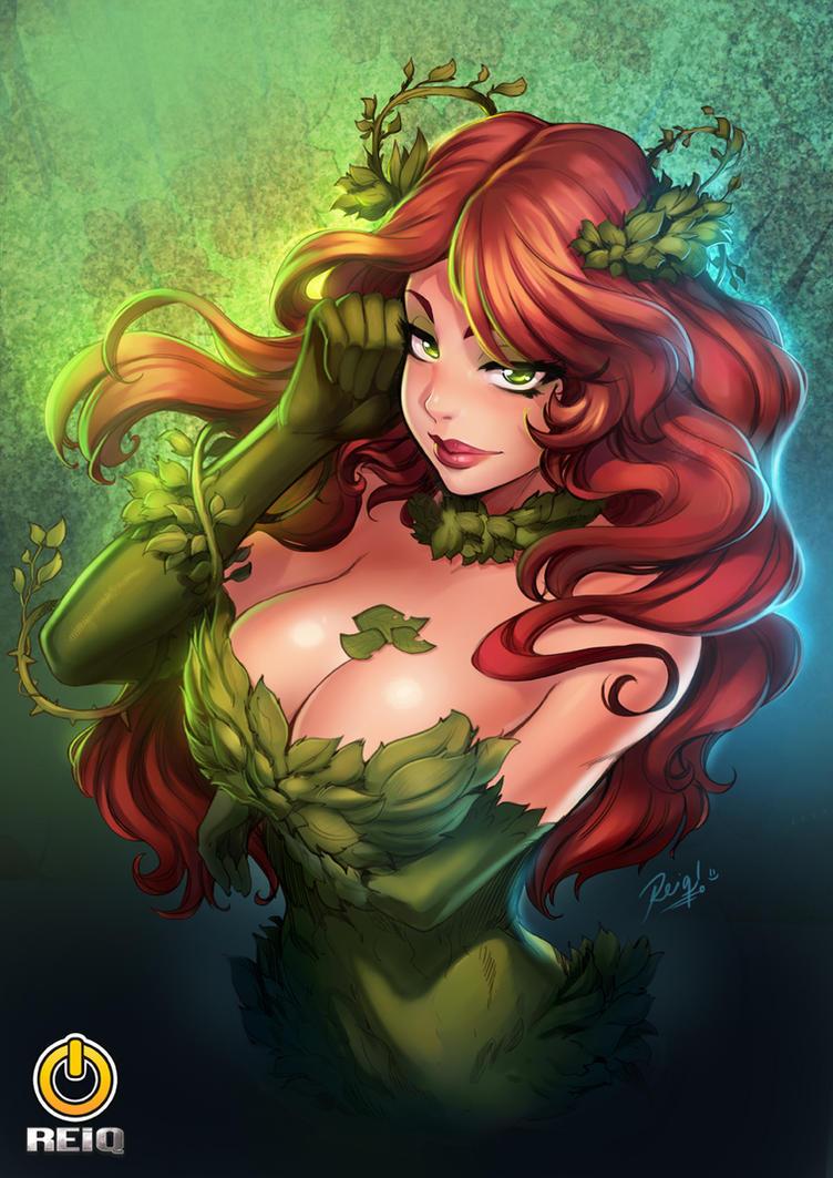 Poison Ivy Colors! by reiq