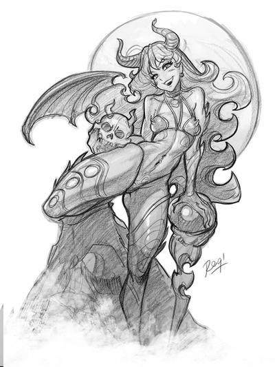 She devil :)  by reiq