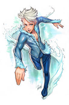 Viktor From Yuri on Ice