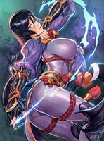 Minamoto No Yorimitsu! by reiq