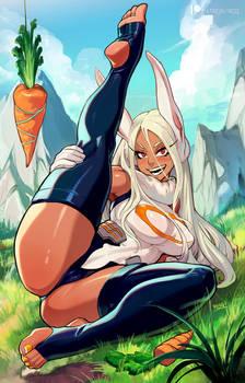Miruko Rabbit Hero BNHA