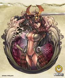 Samurai Soul Saiko by reiq