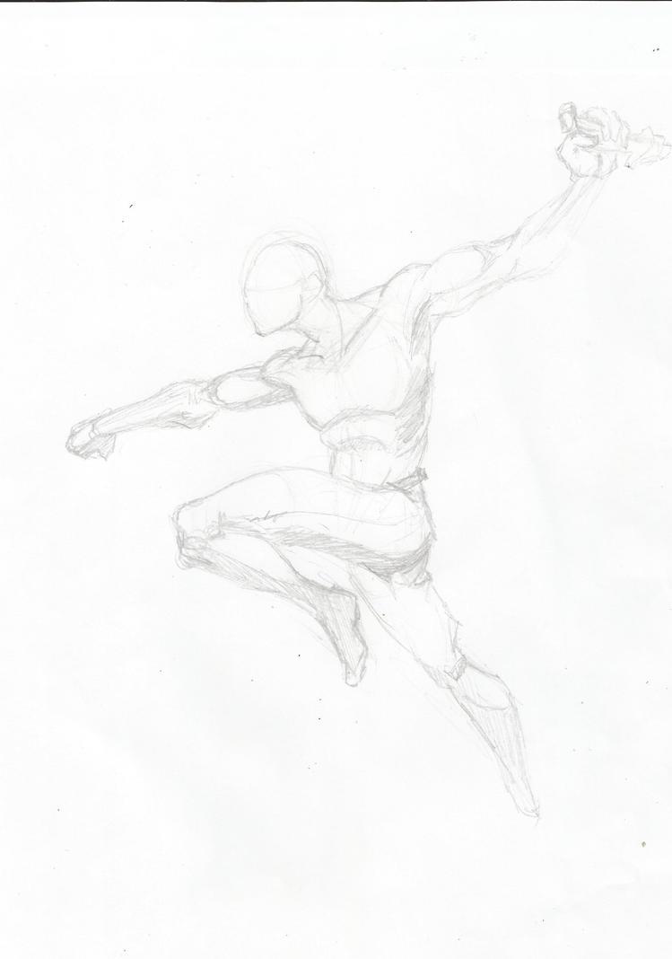 Practice Figure 2 by DarkShot00
