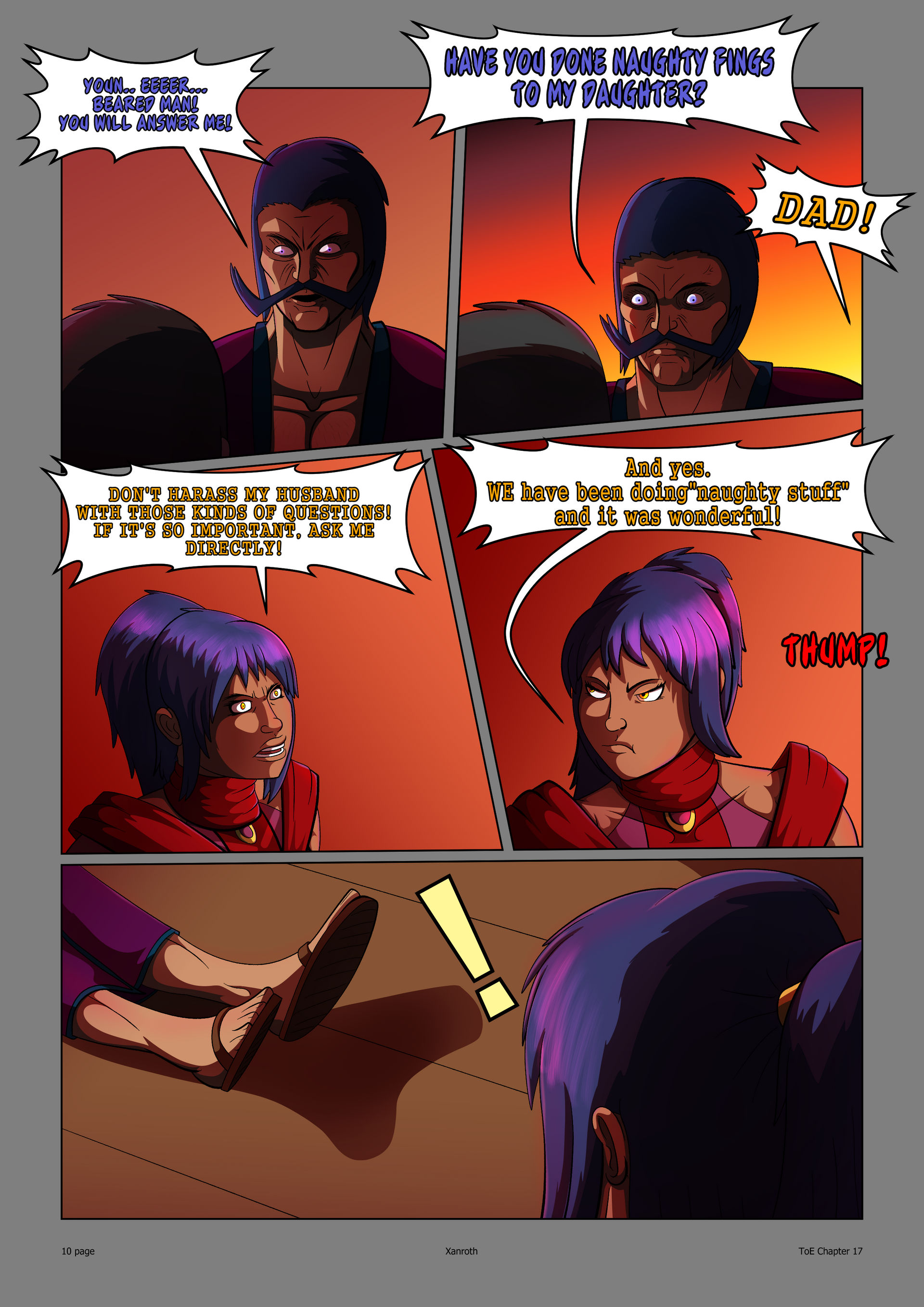 Tales of Exalts Chapter 17 page 10